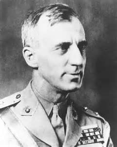 Smedley Butler knows War is a Racket