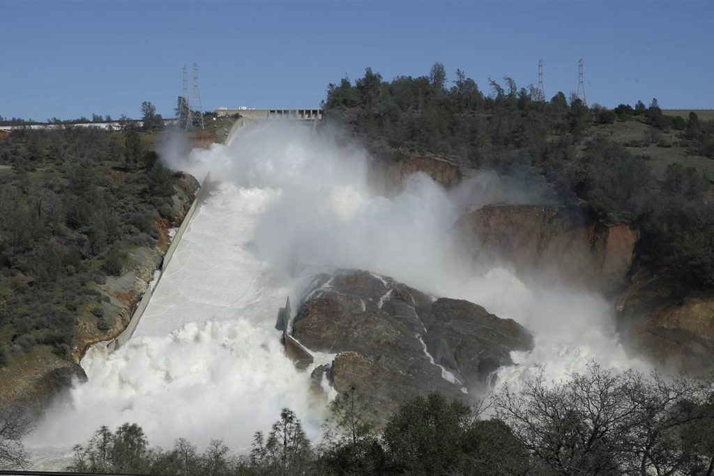 023 Oroville Dam and America's Infrastructure, Collateral Damage of Massive Military Spending