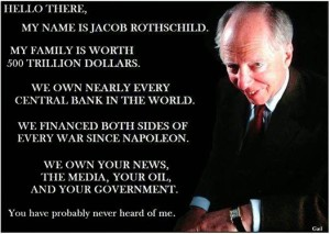 Many consider the Rothschilds banking dynasty are head of Illuminati and worship Lucifer. In reality they are high priests of materialism.